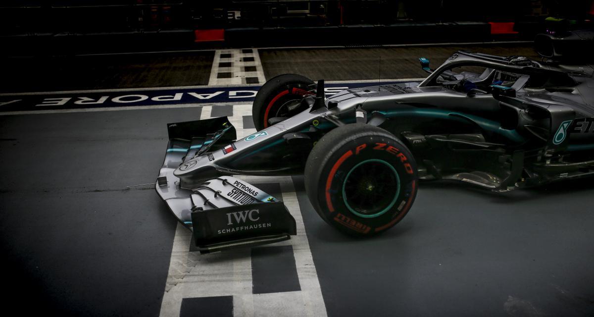 Qualifications du Grand Prix de Singapour en streaming : où les voir ?