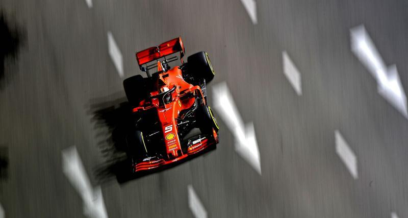 Les qualifications du Grand Prix de Singapour en streaming