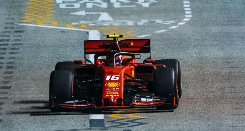 Les qualifications du Grand Prix de Singapour à la télévision