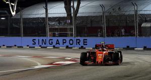 Grand Prix de Singapour de F1 : Leclerc en pole, la grille de départ