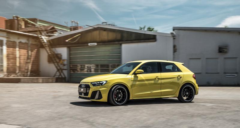 Audi A1 40 TFSI par ABT : la préparation allemande en 3 points