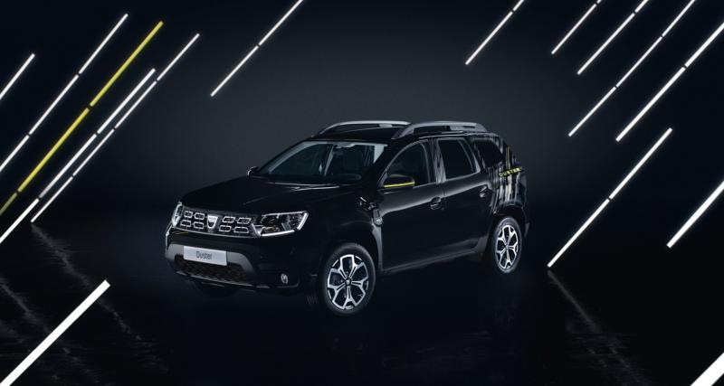 Dacia Duster Black Collector : le SUV low-cost en 4 points