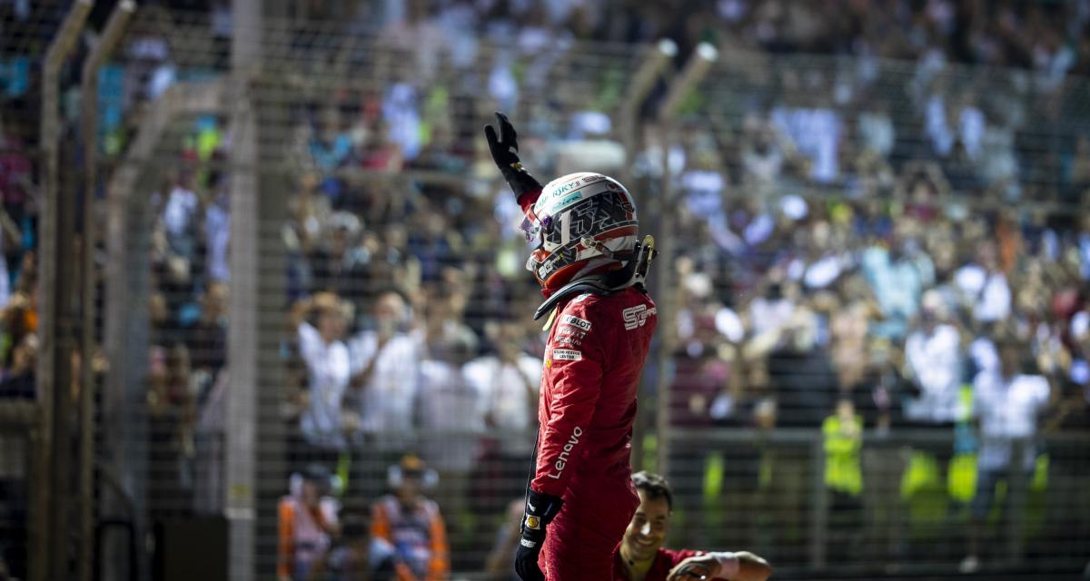 Grand Prix de Singapour de F1 en streaming : où voir la course ?