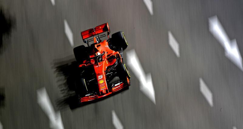 Grand Prix de Singapour de F1 : le changement de stratégie de Ferrari en vidéo !