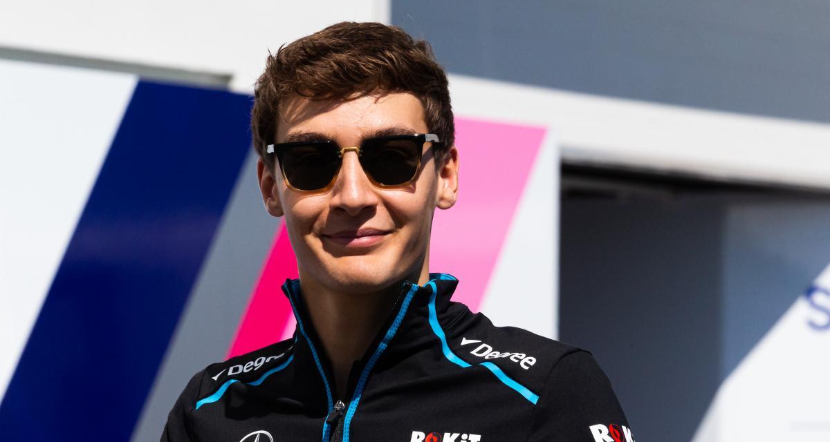Grand Prix de Singapour de F1 : la réaction de Russel en vidéo