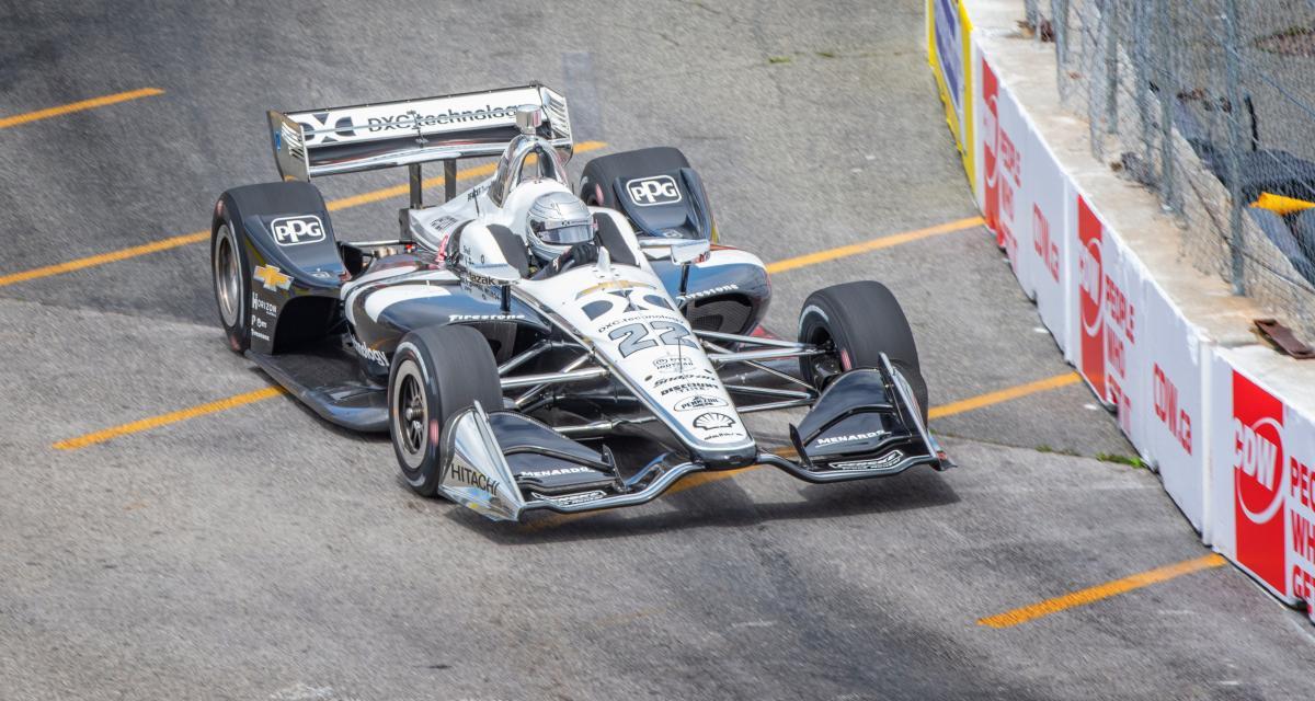 IndyCar – Simon Pagenaud : « Josef Newgarden mérite son titre »