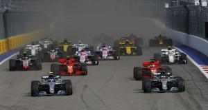 Grand Prix de Russie de F1 : chaînes TV et horaires