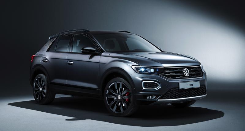 Volkswagen T-Roc : un nouveau moteur et plus de style