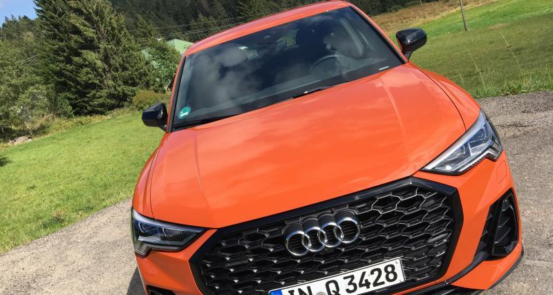 Essai Audi Q3 Sportback : nos impressions au volant du SUV compact