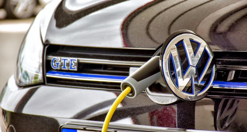 Nouvelle Golf 8 GTE : deux versions hybrides rechargeables en approche