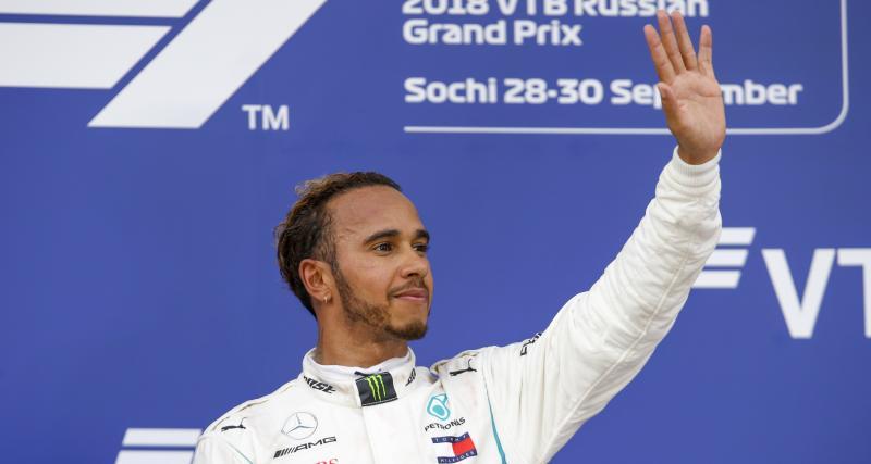 Le Grand Prix de Russie de F1 en questions : Lewis Hamilton en roue libre ?