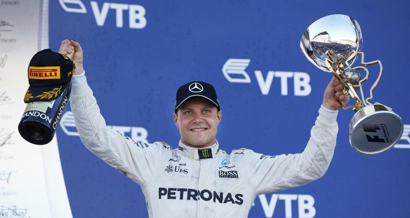 Grand Prix de Russie de F1 : la 2e place de Bottas au classement menacée ?