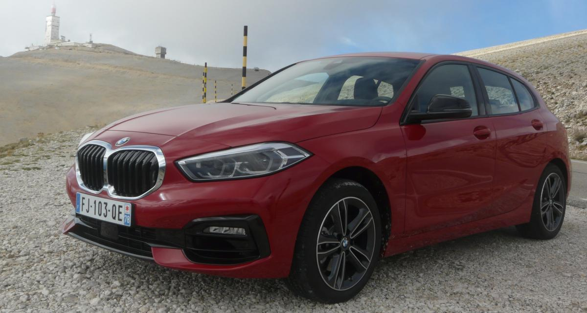 Nouvelle BMW Série 1 : nos photos de l'essai de l'intrigante compacte germanique