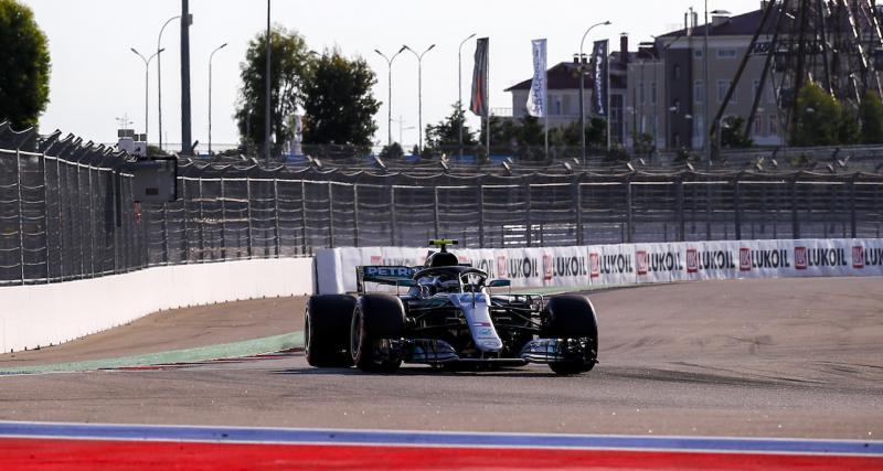 Le palmarès complet du Grand Prix de Russie
