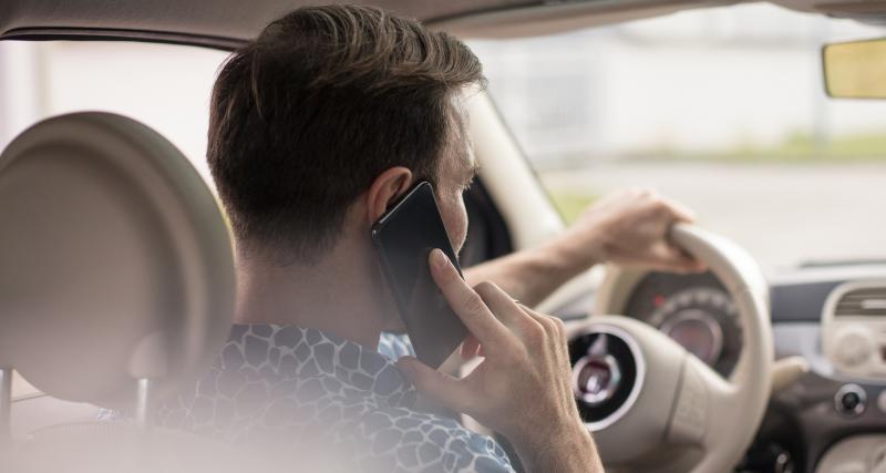 Lutte contre le téléphone au volant : la caméra qui change tout