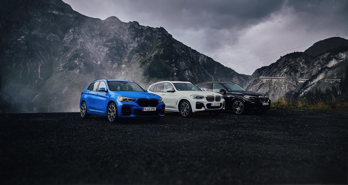 BMW X1 xDrive25e : le prix du modèle hybride dévoilé