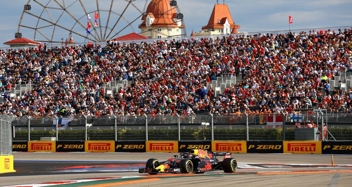 Essais libres du Grand Prix de Russie de F1 en streaming : où les voir ?