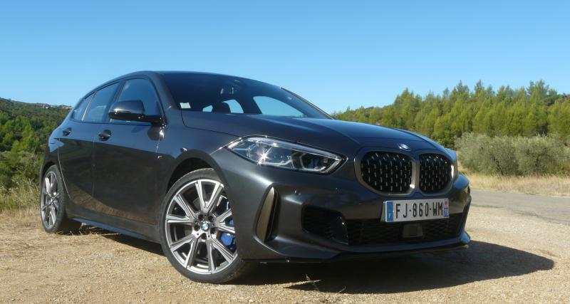 Essai de la nouvelle BMW Série 1 : une pour tous