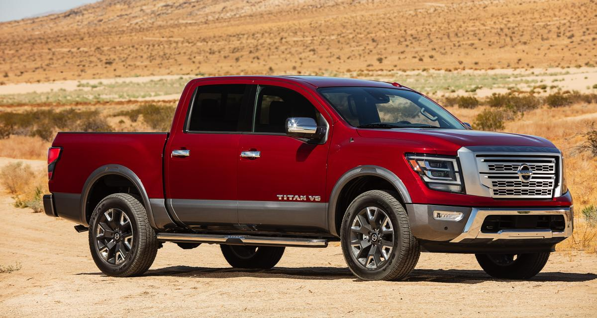 Nissan Titan 2020 : le choix du pick-up XXL