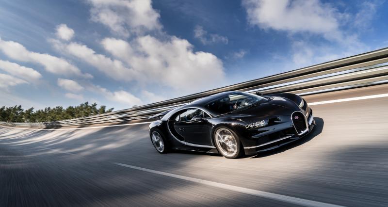 Karim Benzema : la Bugatti Chiron de KB9 en 3 points