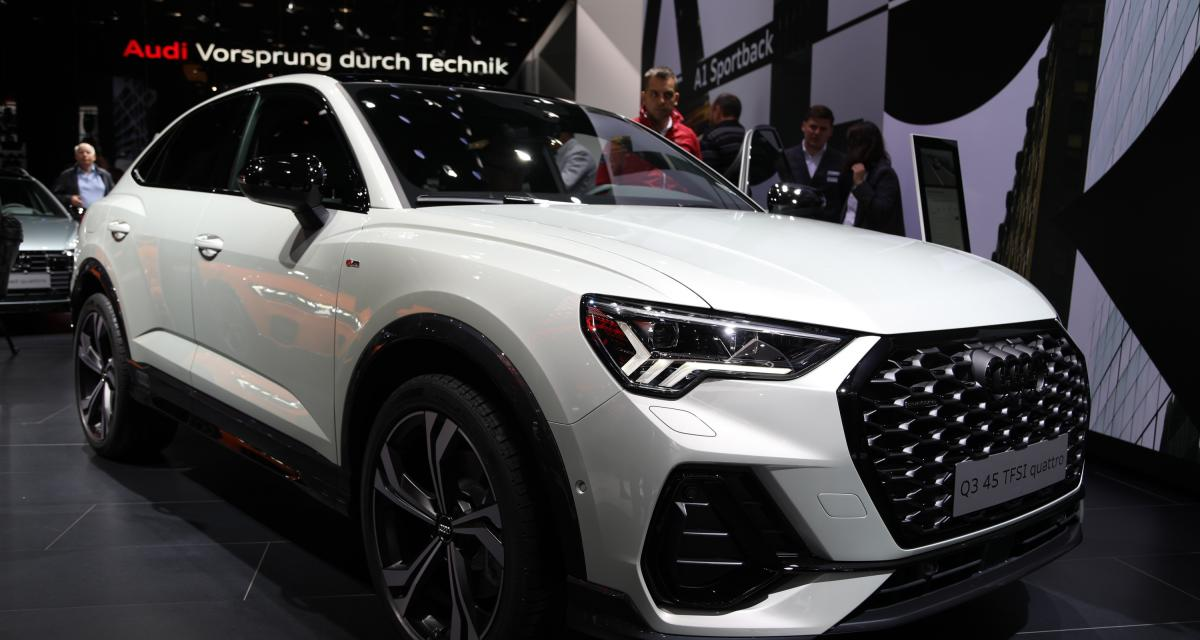 Audi Q3 Sportback : le petit SUV Coupé en 4 points