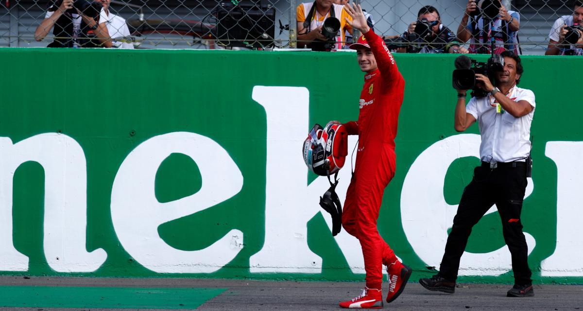 Charles Leclerc - Ferrari : « J'ai dit des choses que je n'aurais pas dû dire »
