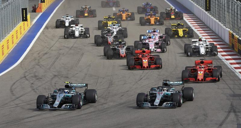 Grand Prix de Russie de F1 : on a simulé la course sur F1 2019