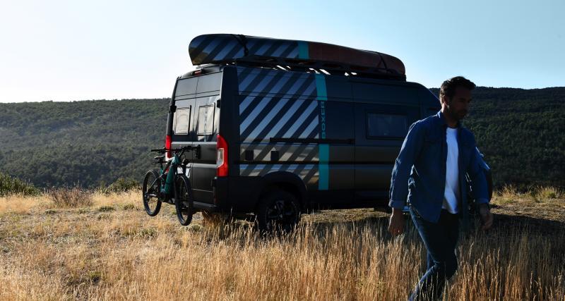 Peugeot Boxer 4x4 Concept : le camping-car français en 3 points