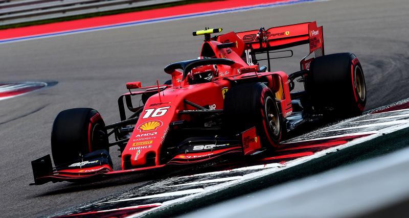 Grand Prix de Russie de F1 : le départ explosif en vidéo !