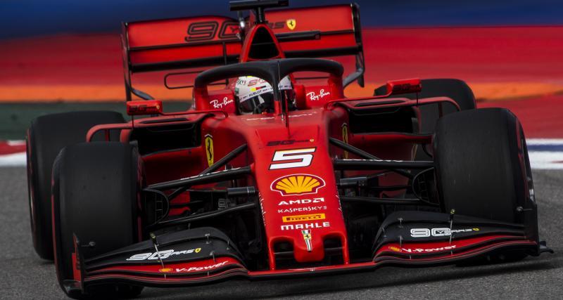 Grand Prix de Russie de F1 : le replay du départ en vidéo !