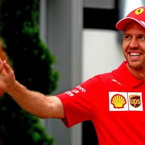 Grand Prix de Russie de F1 : l'abandon de Sebastian Vettel en vidéo !
