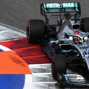 Grand Prix de Russie de F1 : Hamilton tsar de Sotchi, le classement complet !