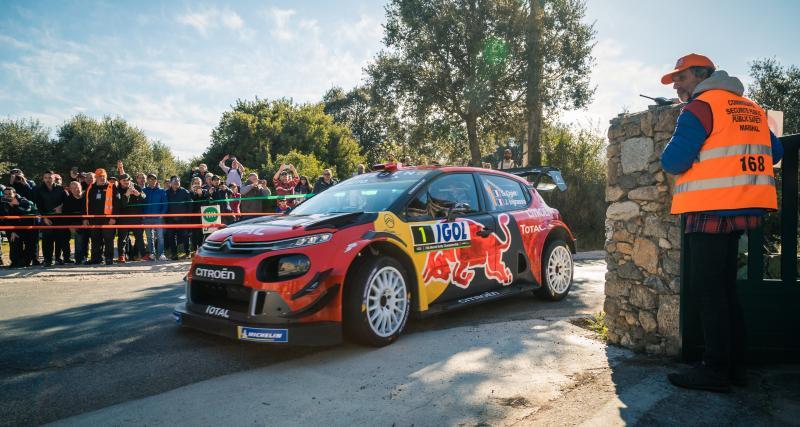 WRC 2020 : adieu la Corse, le calendrier 2020