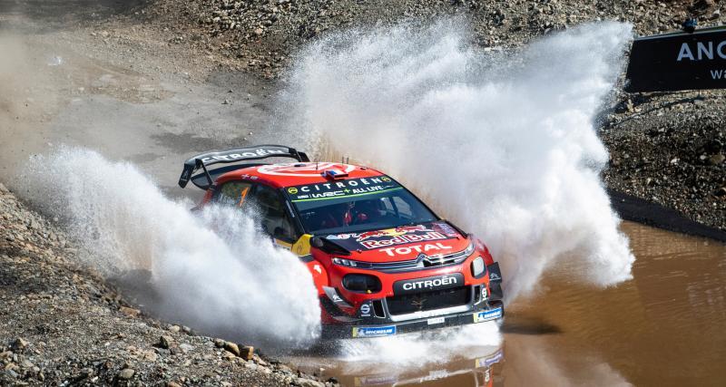 Le calendrier du FIA World Rally Championship 2020