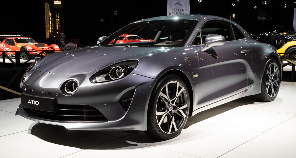 Alpine : une version hybride puis... 100% électrique ?