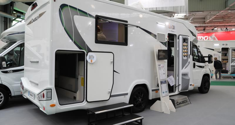 Camping-car Chausson 778: c'est magique!