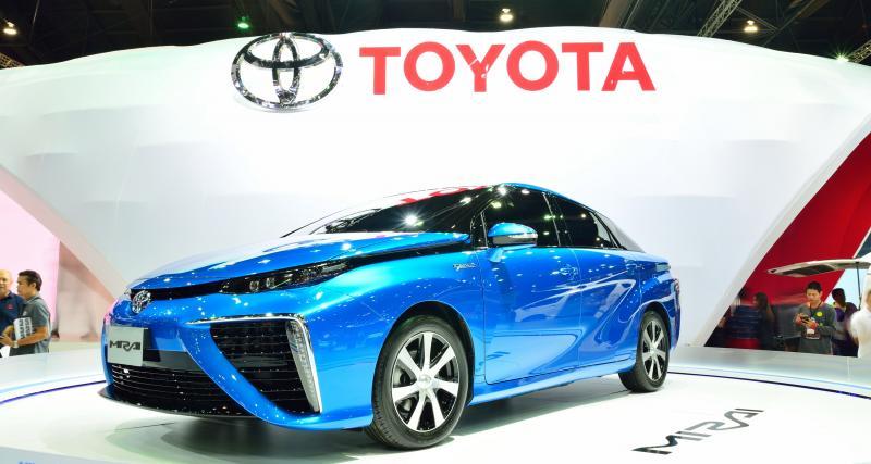 Toyota Mirai : 2 millions de kilomètres à l'hydrogène avec CleverShuttle