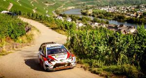 WRC – Rallye du Pays de Galles : un fauteuil pour trois