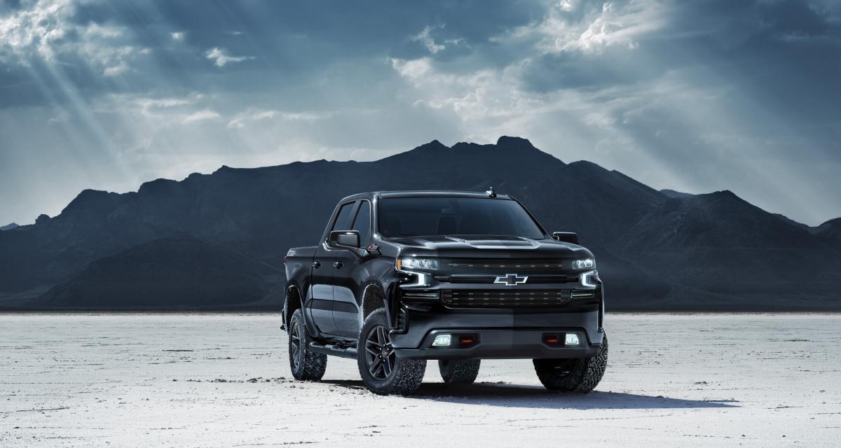 Chevrolet Silverado 2020 : deux éditions spéciales pour le pick-up américain