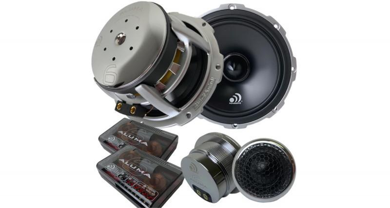 Massive Audio dévoile un nouveau kit 2 voies puissant et musical