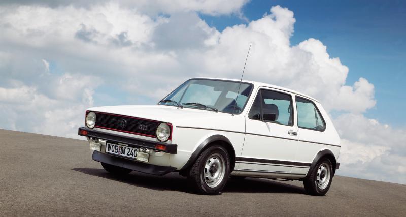 Golf 8 : retour sur la Golf Mk1, le renouveau post-Cox de Volkswagen