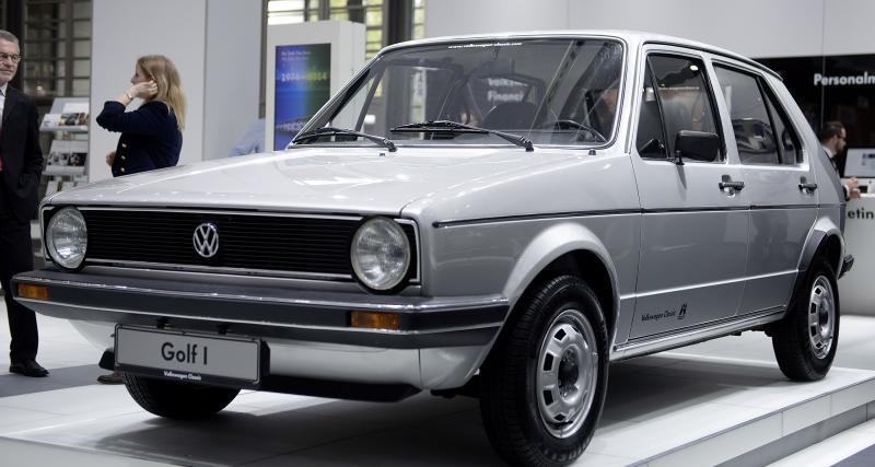 Un éventail de modèles dès 1976
