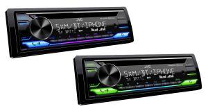 JVC USA commercialise un autoradio laser avec commande vocale Alexa