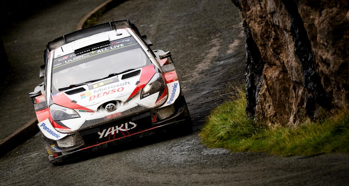 Rallye de Grande-Bretagne : Ott Tänak prend le large