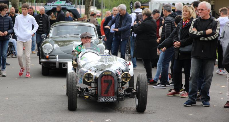 Grand Prix de Limoges Classic : nos photos du concours d'élégance