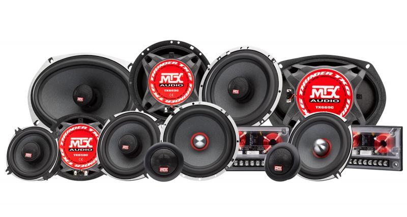 MTX dévoile sa nouvelle gamme de haut-parleurs TX6 à un prix canon