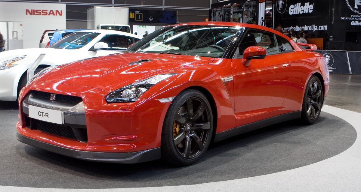 Un chauffard arrêté à 218 km/h en Nissan GT-R