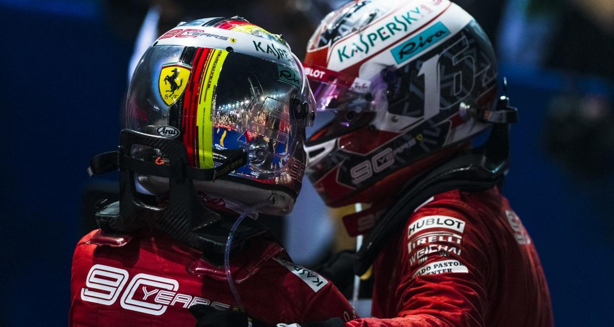 Le Grand Prix du Japon de F1 en questions : Leclerc ou Vettel, quel leader chez Ferrari pour la fin de saison ?