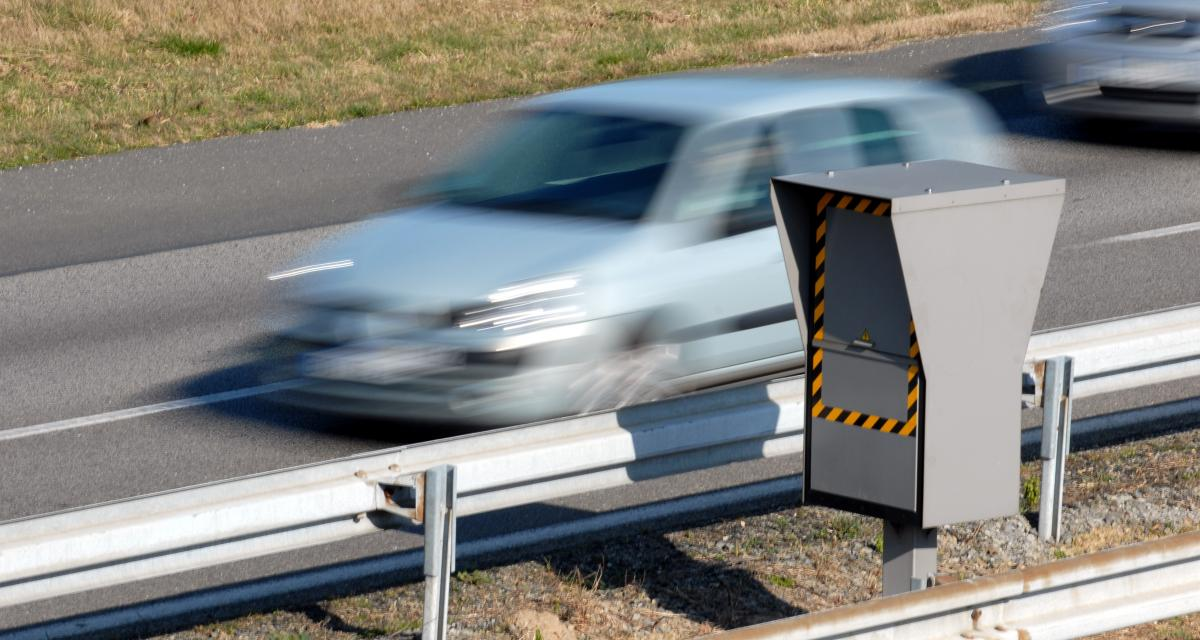 Un conducteur flashé à 170 km/h dans l'Indre