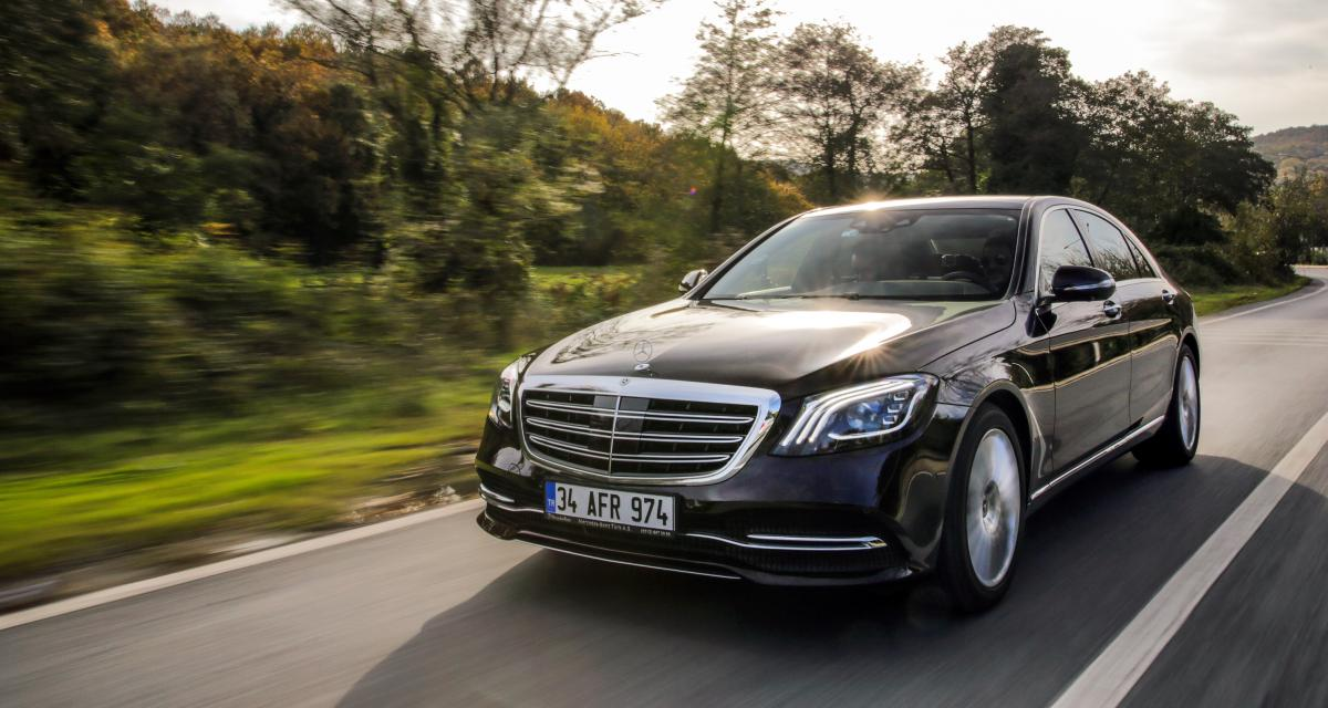 56 000 € retrouvés dans la Mercedes d'un ressortissant albanais